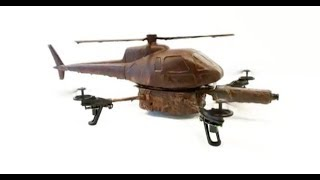 Engineering Chocolate Drones video