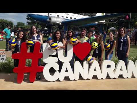 Diversas atividades esportivas movimentaram as comemorações do 39º aniversário de Canarana