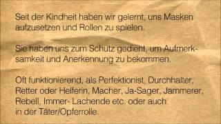 Welche Maske trägst Du im Leben? Tagesseminar am 25.04.2015 und 09.05.2015 (in Hagen und Hennef)