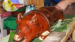 How to roast a whole pig (how to make Lechon)