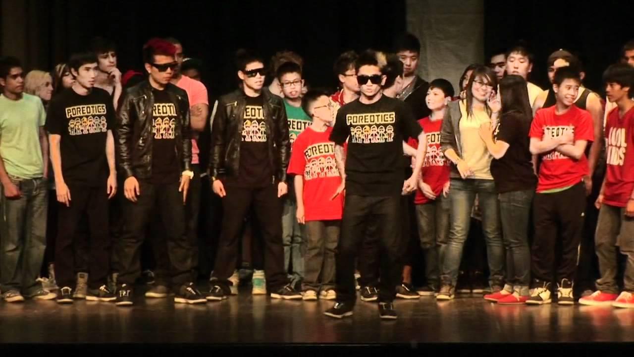 POREOTICS Dance Crew Freestyle Circle Session - Calgary ...