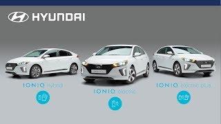 2019 IONIQ | Explore The Product | Hyundai Canada