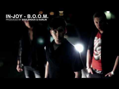Justin Bieber ft. In-Joy - B.O.O.M. New Song! JUNE [2011]