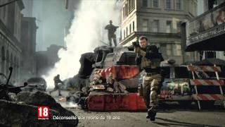 Call of duty : modern warfare 3 :  bande-annonce