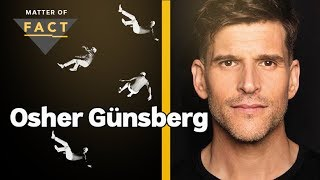 Osher Günsberg tells all in his book, 'Back, After the Break'