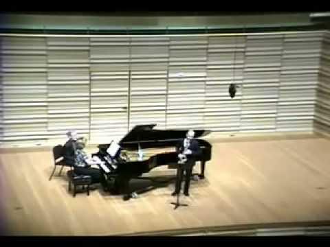 Wildy Zumwalt and Kathy Hansen: Brehme Sonata II