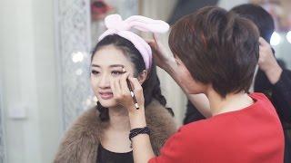 Makeup | Wedding | Hoa hậu bản sắc Việt Thu Ngân | Hoa hậu Thu Ngân lấy chồng | Mai Phan Makeup
