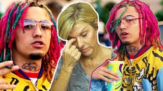 """Mom REACTS to Lil Pump - """"Gucci G4ng"""" (Official Music Video)"""
