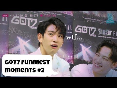 GOT7 BEST FUNNY MOMENTS #2   GAI7???