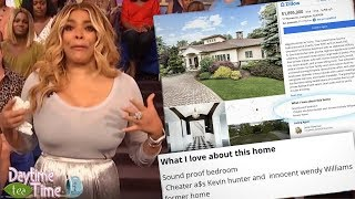 Wendy Williams CRIES & THROWS SHADE at Kevin + Wendy gets HACKED revealing HILARIOUS note to Kevin!