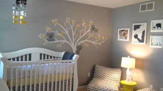 Awesome Nursery Tree Wall Decal Ideas new video