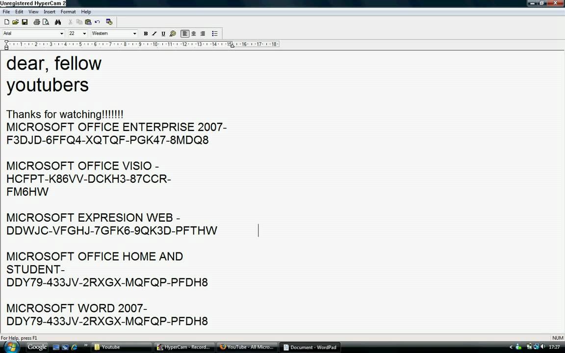 free microsoft office 2013 product key code