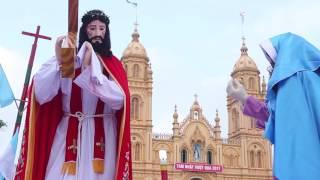 Cuộc khổ nạn của Chúa Giê Su - Giáo xứ Thanh Châu 2017