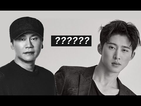 what happened with B.I and YG?