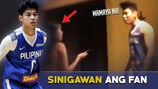 Ricci Rivero, SINIGAWAN ang kanyang Fan na Babae | Bakit?