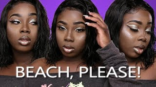 BEACH PLEASE Fenty Beauty REVIEW (Full Collection)