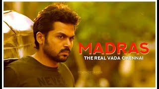The Real 'வட சென்னை' Madras Ideology | Missed Movies