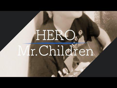 癒しボイスの HERO / Mr.Children 弾き語り #Shorts