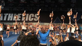 Cheer Athletics Cheetahs Worlds Showoff 2018