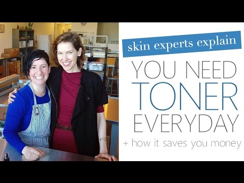 Why You Should Use Toner On Your Skin