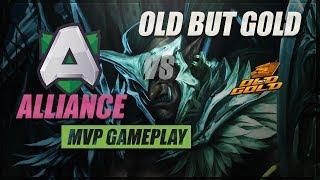 Dota Tournament: Alliance vs Old but Gold MVP Gameplay | GGBET BIRMINGHAM INVITATIONAL