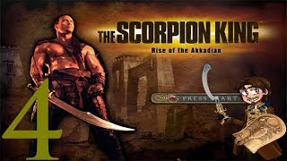 Let's Play The Scorpion King Part 4: Anubis Again?