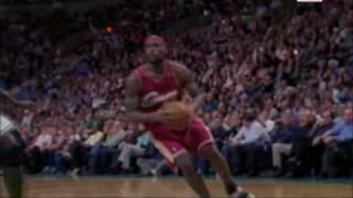NBA 2008 MVP: A Race to Remember - LeBron James