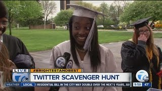 Brightest and Best Twitter Scavenger Hunt