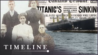 Waking the Titanic (Titanic Documentary)   Timeline
