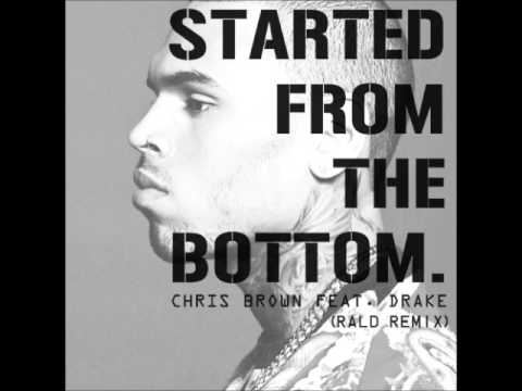 Baixar Chris Brown feat. Drake - Started From The Bottom (Rald Remix)