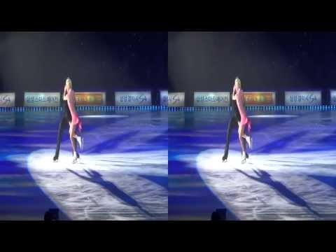 [3D] 2013 All That Skate - Tatiana Volosozhar & Maxim Trankov (Nocturne) - Day 3