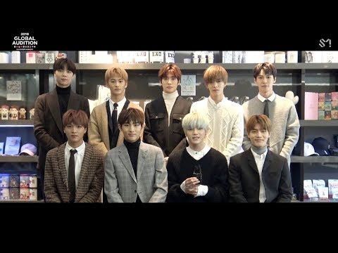 [MESSAGE FROM.NCT 127] 2018 S.M. GLOBAL AUDITION