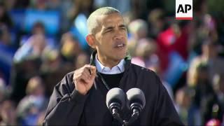 Obama urges Democrats to cast votes