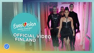 Saara Aalto - Monsters - Finland - Official Music Video - Eurovision 2018