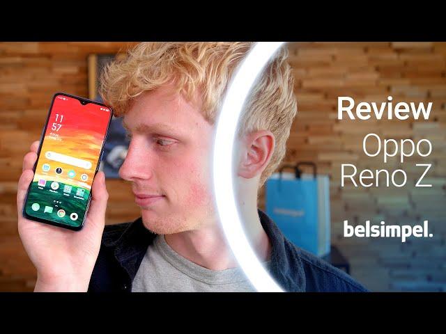 Belsimpel-productvideo voor de Oppo Reno Z Black