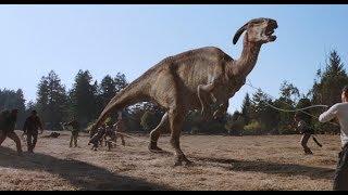 [தமிழ்] Jurassic Park-2(1997) Hunting dinosaurs scene | Super Scene | HD 720p