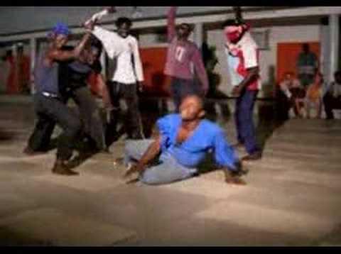 Rhythms of Senegal (ruff cut)