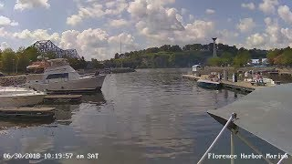 Florence Harbor Marina - McFarland Park Live Cam in Florence, Alabama