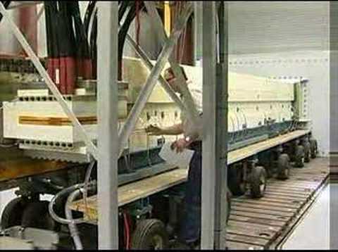Rail Gun Naval Test Shot