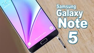 Video Samsung Galaxy Note 5 64GB Negro y55nHf0s63k