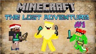 Minecraft The Lost Adventure #1: Parkour cho con nít !