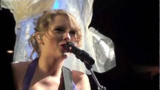Drops Of Jupiter - Taylor Swift @ San Jose, CA 9/1/2011
