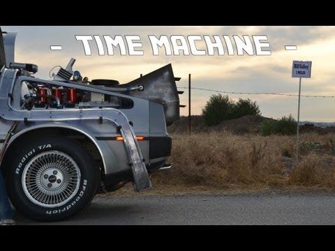 Thumbnail for 1981 Delorean - TIME MACHINE