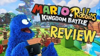 Mario + Rabbids Kingdom Battle Review │ We Are Now Crossing Over