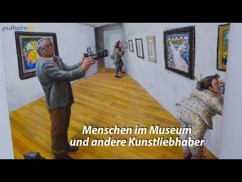 MENSCHEN IM MUSEUM C. Harss