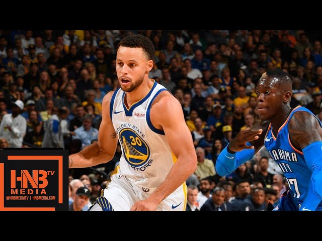 NBA/柯瑞狂拿32分大爆發 勇士開幕戰險勝雷霆