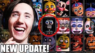 """20 ANIMATRONICS REVEALED! 