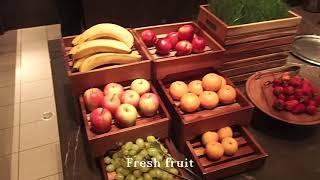 Buffet Breakfast at Grand Hyatt Hotel Melbourne