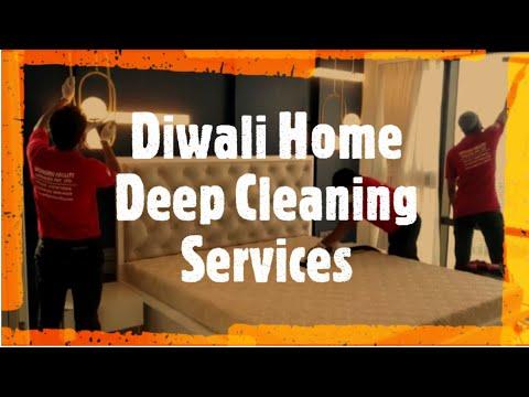Professional Diwali Home Deep Cleaning Services in Mumbai, Thane, Navi Mumbai - Sadguru Facility