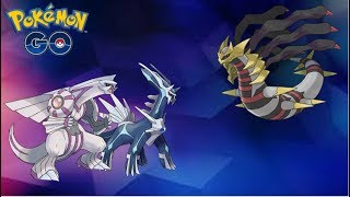 Pokemon GO/ Community Wunsch Legendäre Eier/Erfüllung zu Gen 4 ?